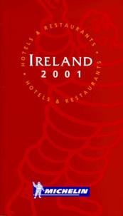Ireland 2001- Hotels & restaurants -  Michelin pdf epub