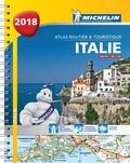 Michelin - Italie Atlas routier et touristique - 1/300 000.