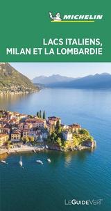 Michelin - Lacs italiens, Milan et la Lombardie.