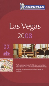 Michelin - Las Vegas - A Selection of Restaurants and Hotels.