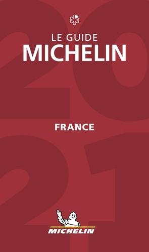 Le guide Michelin France  Edition 2021