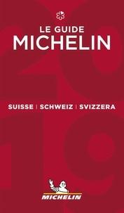 Michelin - Le guide Michelin Suisse.