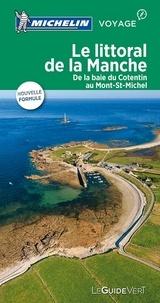 Michelin - Le littoral de La Manche - De la baie du Cotentin au Mont-St-Michel.