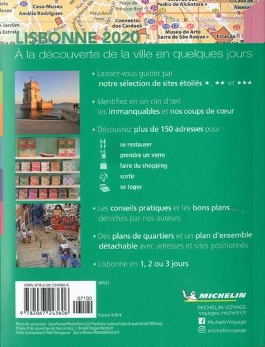 Lisbonne  Edition 2020 -  avec 1 Plan détachable