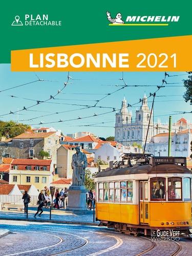 Lisbonne  Edition 2021 -  avec 1 Plan détachable