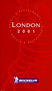 Galabria.be London 2001 - Hotels & restaurants Image