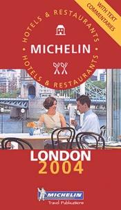 Michelin - London - Hotels & restaurants.