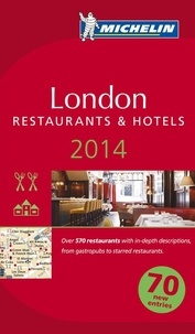Michelin - London - A Selection of Restaurants & Hotels.