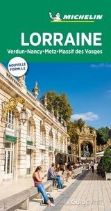 Michelin - Lorraine - Verdun, Metz, Nancy, massif des Vosges.