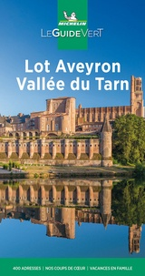 Michelin - Lot, Aveyron, Vallée du Tarn.