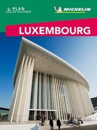 Michelin - Luxembourg. 1 Plan détachable