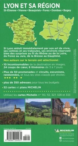 Lyon et sa région. St-Etienne, Vienne, Beaujolais, Forez, Dombes, Bugey  Edition 2020