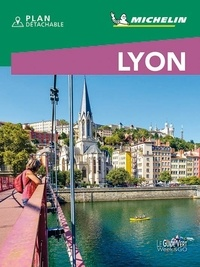 Michelin - Lyon. 1 Plan détachable
