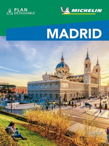 Madrid  Edition 2021 -  avec 1 Plan détachable