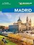 Michelin - Madrid. 1 Plan détachable