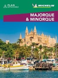 Michelin - Majorque & Minorque. 1 Plan détachable