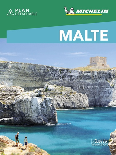 Malte  Edition 2020 -  avec 1 Plan détachable