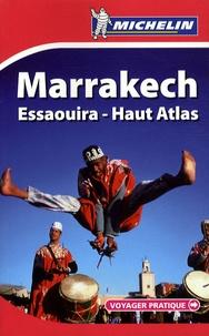 Michelin - Marrakech - Essaouira-Haut Atlas.