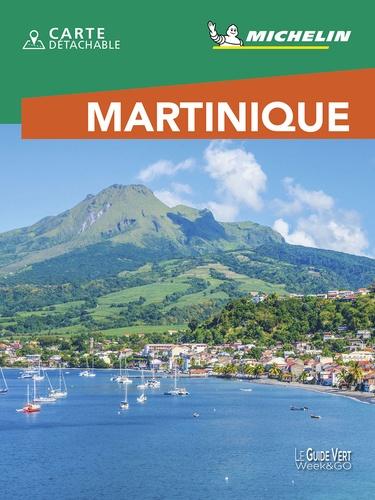 Michelin - Martinique. 1 Plan détachable