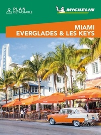 Michelin - Miami, Everglades et Les Keys. 1 Plan détachable