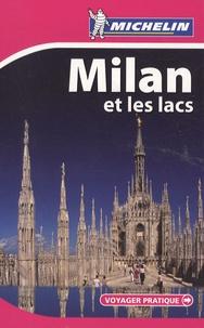 Michelin - Milan et les lacs.