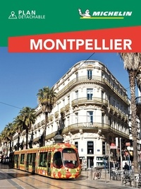 Michelin - Montpellier. 1 Plan détachable