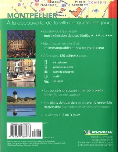 Montpellier  Edition 2019 -  avec 1 Plan détachable