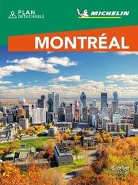 Michelin - Montréal. 1 Plan détachable