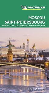 Michelin - Moscou, Saint-Petersbourg - Anneau d'or et croisière sur la Volga et la Neva.