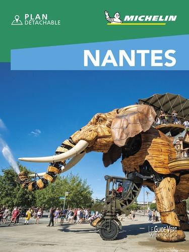 Nantes  Edition 2020 -  avec 1 Plan détachable