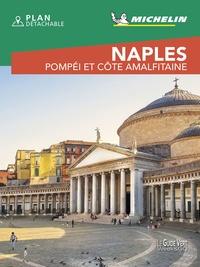 Michelin - Naples - Pompéi et côte amalfitaine. 1 Plan détachable