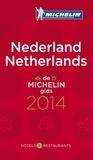 Michelin - Nederland, De Michelin gids - Edition anglais-néerlandais.