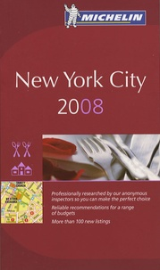Michelin - New York City - A Selection of Restaurants & Hotels.