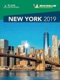 Michelin - New York. 1 Plan détachable