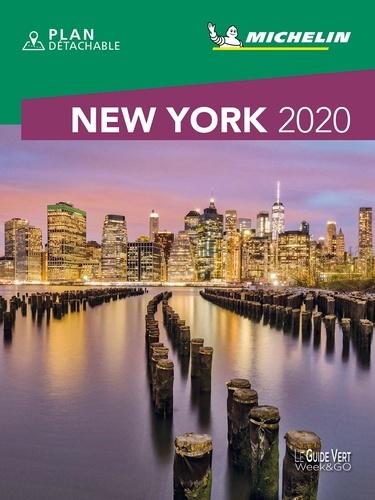 New York  Edition 2020 -  avec 1 Plan détachable