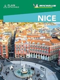 Michelin - Nice. 1 Plan détachable