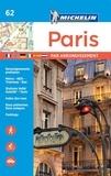 Michelin - Paris par arrondissement.