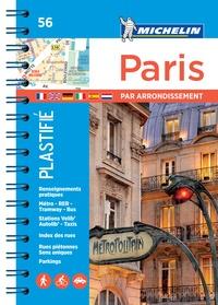 Paris par arrondissements -  Michelin pdf epub
