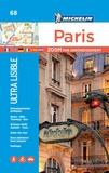 Michelin - Paris - Zoom par arrondissement.