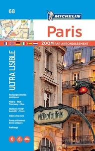 Michelin - Paris - Zoom par arrondissement.