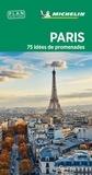 Michelin - Paris - 75 idées de promenades. 1 Plan détachable