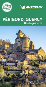 Michelin - Périgord, Quercy - Dordogne, Lot.