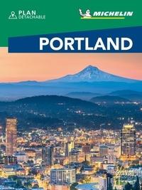 Michelin - Portland. 1 Plan détachable
