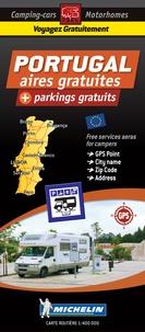 Portugal : aires gratuites + parkings gratuits- 1/400 000 -  Michelin pdf epub