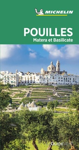 Michelin - Pouilles - Matera et Basilicate.