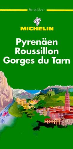 Michelin - Pyrenäen, Roussillon, Gorges du Tarn.