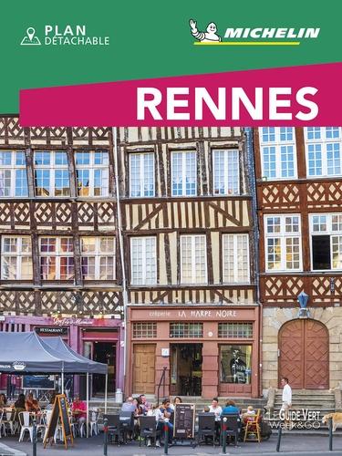 Rennes  Edition 2020 -  avec 1 Plan détachable