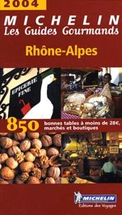 Michelin - Rhône-Alpes.