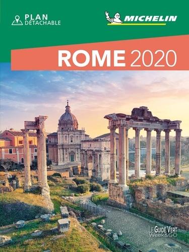 Rome  Edition 2020 -  avec 1 Plan détachable
