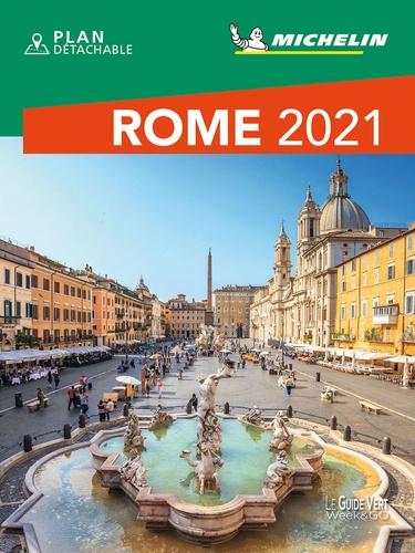 Rome  Edition 2021 -  avec 1 Plan détachable